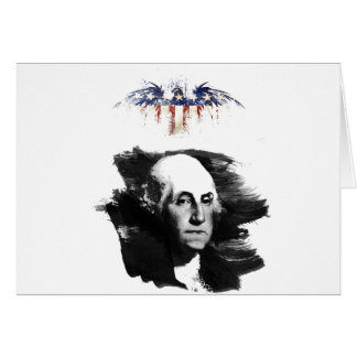 George Washington Card