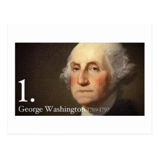 George Washington Cartes Postales