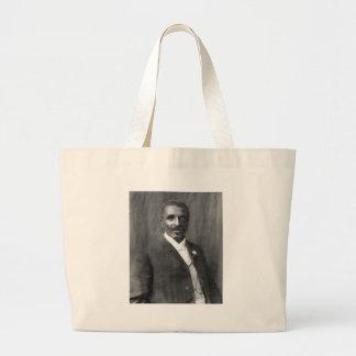 George Washington Carver Large Tote Bag