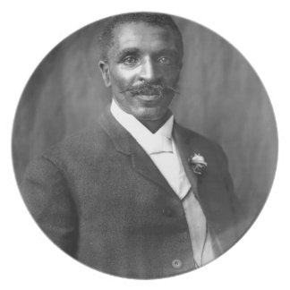 George Washington Carver Plate