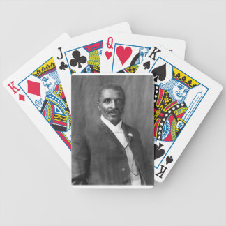 George Washington Carver scientist botanist Bicycle Playing Cards