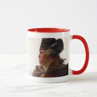 George Washington Christmas Mug