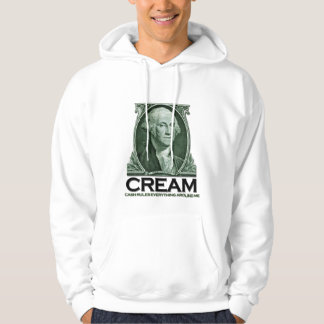 George Washington CREAM Hoodie