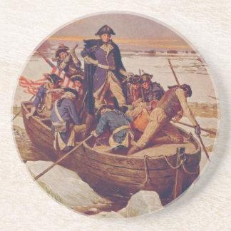 George Washington Crossing the Delaware River Coaster