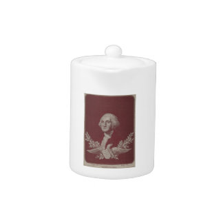 George Washington Eagle Stars Stripes USA Portrait