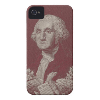 George Washington Eagle Stars Stripes USA Portrait Case-Mate iPhone 4 Cases