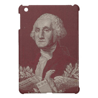 George Washington Eagle Stars Stripes USA Portrait iPad Mini Case