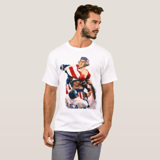 George Washington - Independence Day T-Shirt