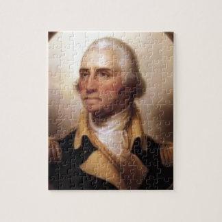 George Washington Jigsaw Puzzle
