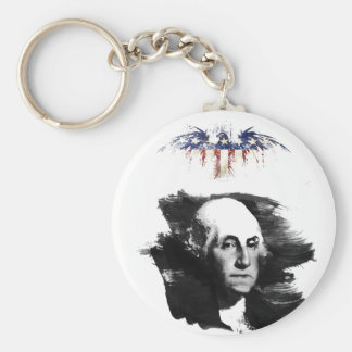 George Washington Keychain