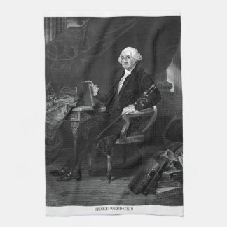 George Washington Kitchen Towel