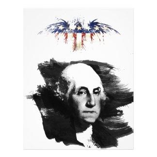 George Washington Letterhead
