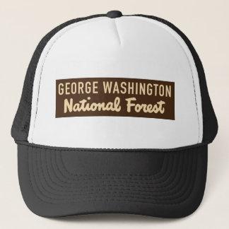 George Washington National Forest Trucker Hat