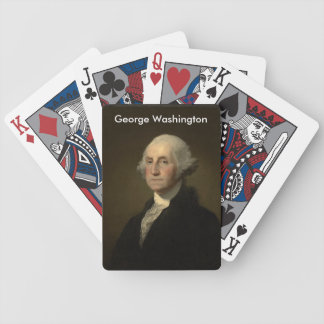 George Washington Playing Cards
