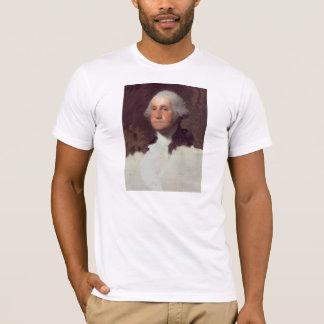 George Washington Portrait by Gilbert Stuart T-Shirt