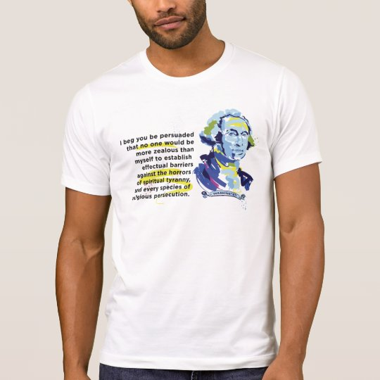 George Washington Quote T-Shirt
