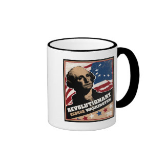 George Washington Revolutionary Mug