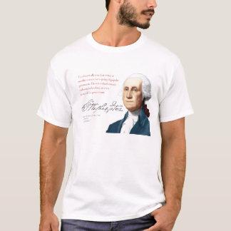 """George Washington Shirt #21 """"Virtue"""""""