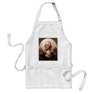 George Washington Standard Apron