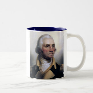 George Washington Texas Tea Party Mug