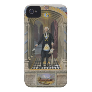 George Washington, The Mason II iPhone 4 Case
