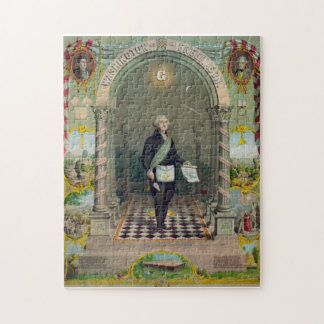 George Washington, The Mason Jigsaw Puzzle