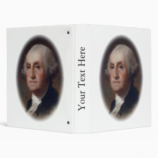George Washington - Thomas Sulley  (1820) Vinyl Binders