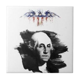 George Washington Tile