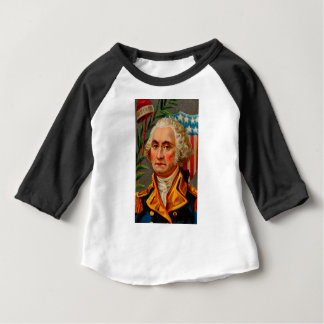 George Washington Vintage Baby T-Shirt