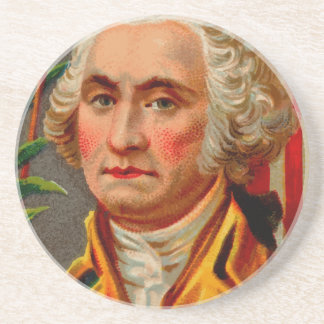 George Washington Vintage Coaster