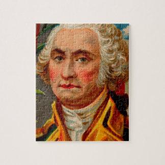 George Washington Vintage Jigsaw Puzzle