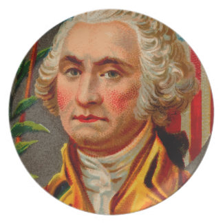 George Washington Vintage Plate