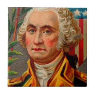 George Washington Vintage Tile