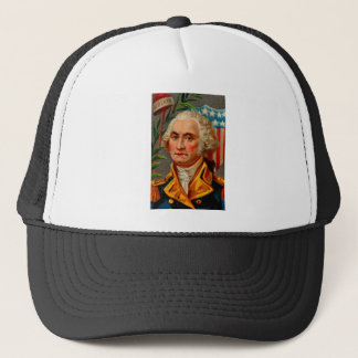 George Washington Vintage Trucker Hat