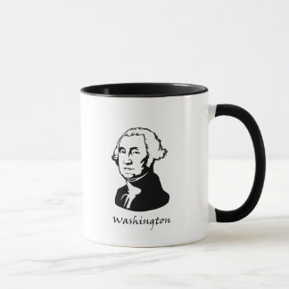 George Washington - Vive La Revolution Mug