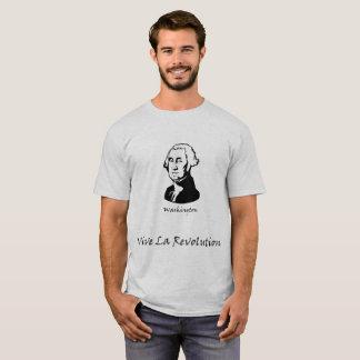 George Washington - Vive La Revolution T-Shirt