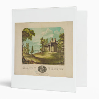 George Washinton's Home Mount Vernon by F. Collins Binders
