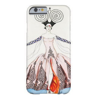 Georges Barbier Art Deco Fashion iPhone 6 case Barely There iPhone 6 Case