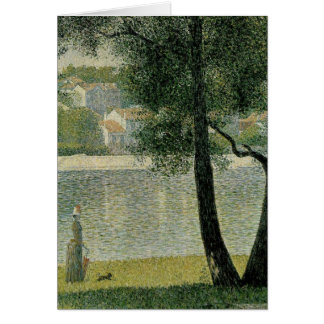 Georges Seurat Card