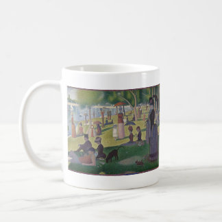 Georges Seurat Classic White Coffee Mug