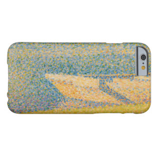 Georges Seurat - Moored Boats and Trees Barely There iPhone 6 Case