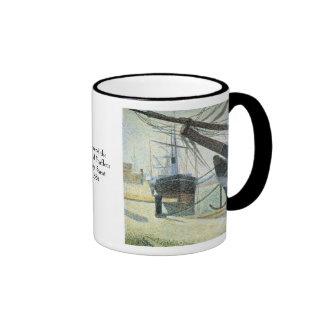 Georges Seurat Ringer Mug