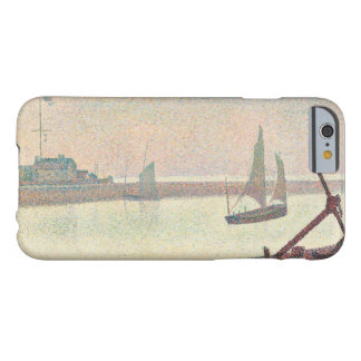 Georges Seurat - The Channel at Gravelines Barely There iPhone 6 Case