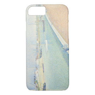 Georges Seurat - The Channel of Gravelines iPhone 7 Case