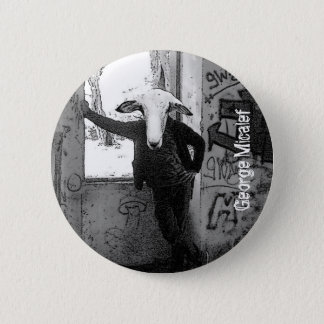 George's Sheep Button