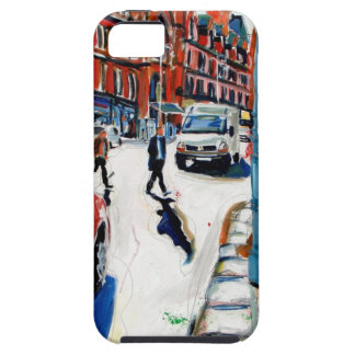 georges st dublin iPhone 5 cases