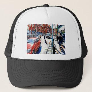 georges st dublin trucker hat