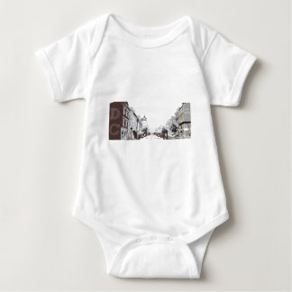 GEORGETOWN IN WASHINGTON, DC BABY BODYSUIT