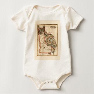 Georgia 1817 baby bodysuit