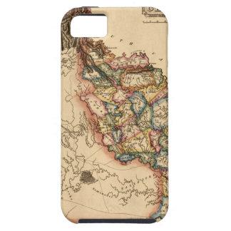 Georgia 1817 iPhone 5 cases